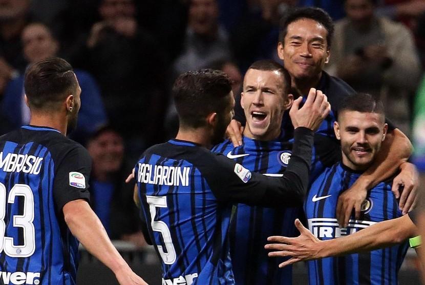 Susunan Pemain Utama Inter Milan Vs Atalanta