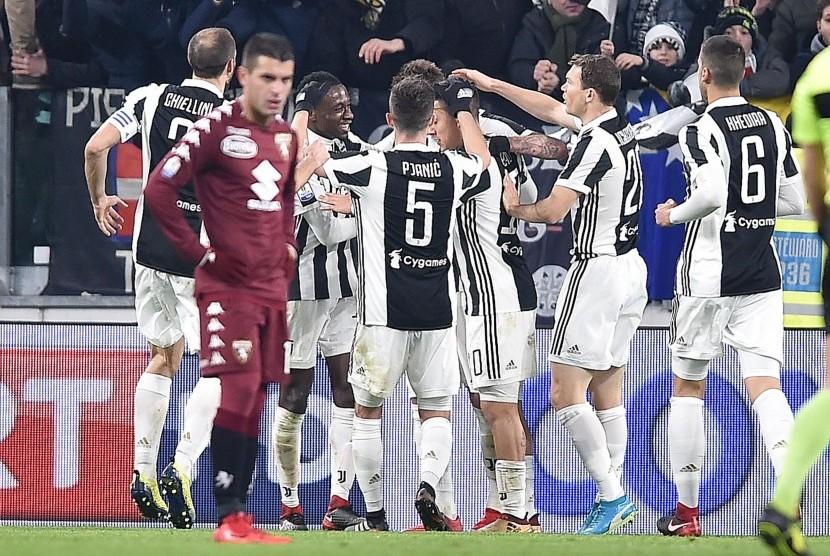 Kalah dari Juventus, Torino Kesal dengan Wasit