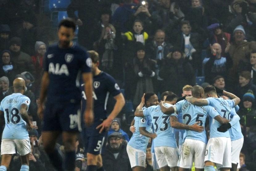 Hasil dan Klasemen Liga Inggris, Sabtu (16/12): City Menjauh