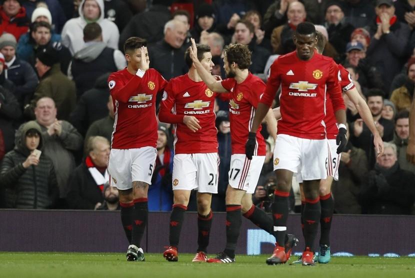 Manchester United Ditantang Yeovil di Putaran Empat Piala FA