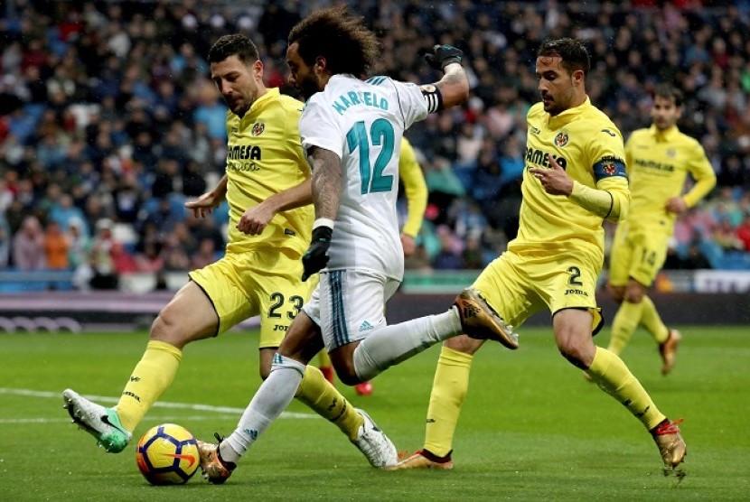 Pelatih Villarreal Bahagia Bisa Ukir Sejarah di Bernabeu