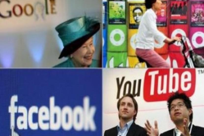 Para raksasa teknologi digital