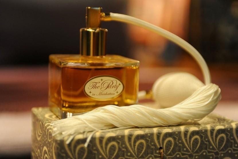 Pakar Terangkan Cara Meracik Aroma Parfum