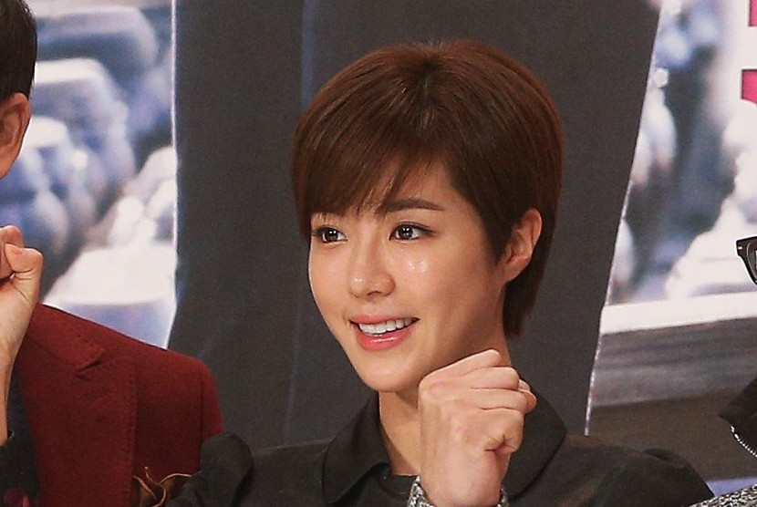 Park Han Byul Umumkan Kehamilan Anak Pertama