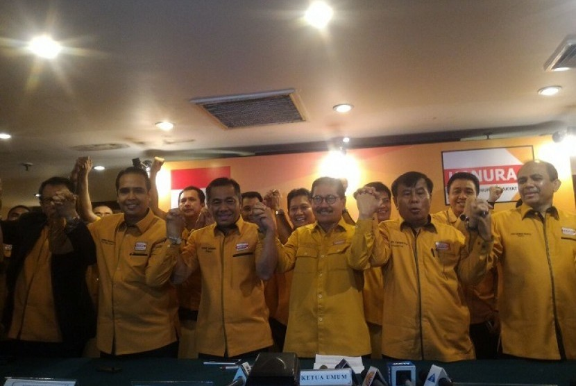 DPP Hanura: Konflik Internal Ganggu Konsolidasi Pemilu 2019