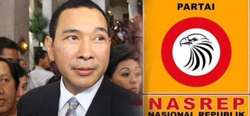 Partai Nasrep dan Tommy Soeharto