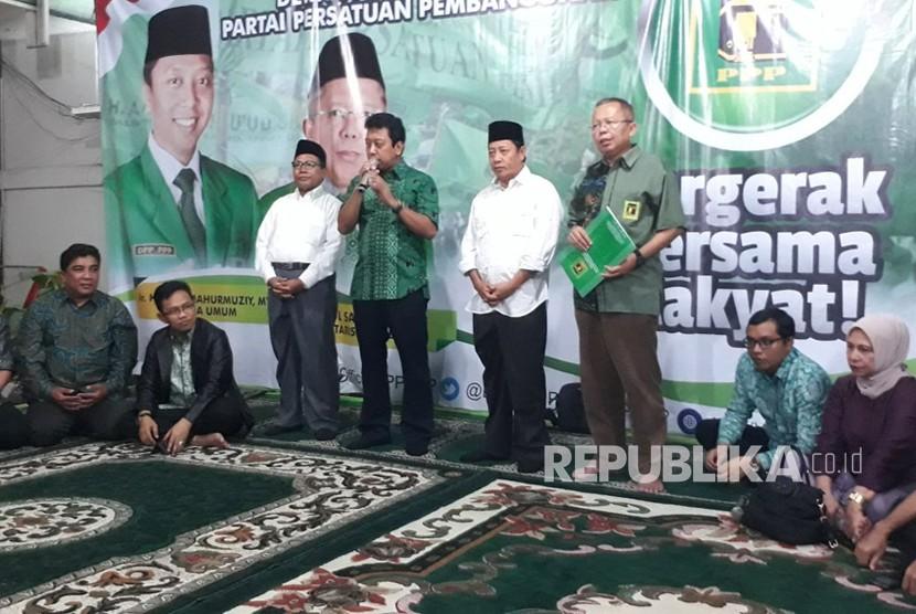 PPP Usung Ahmad Hidayat-Rivai Umar di Pilgub Malut