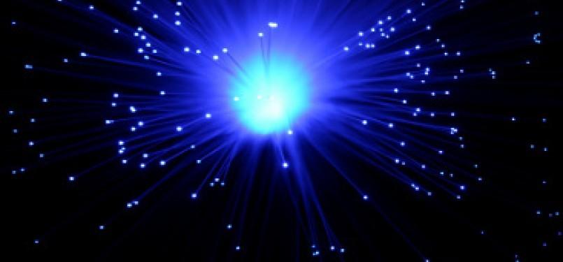 Partikel Tuhan (Ilustrasi)