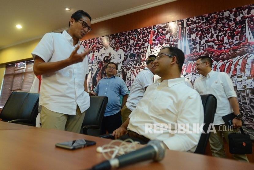 Forum Pimpinan Cabang PPP se-DKI Pilih Anies-Sandi