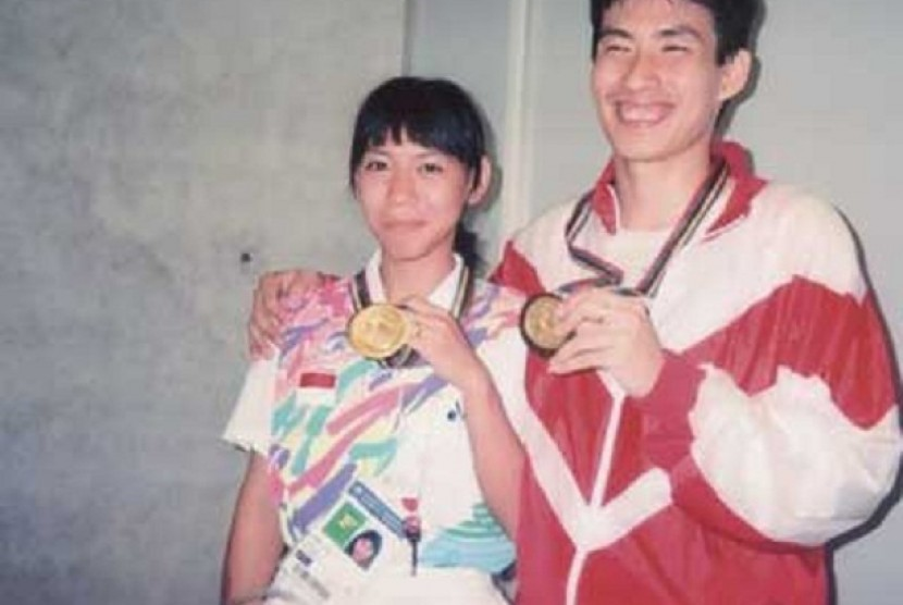 Pasangan Emas Bulutangkis Indonesia, Susi Susanti dan Alan Budikusuma