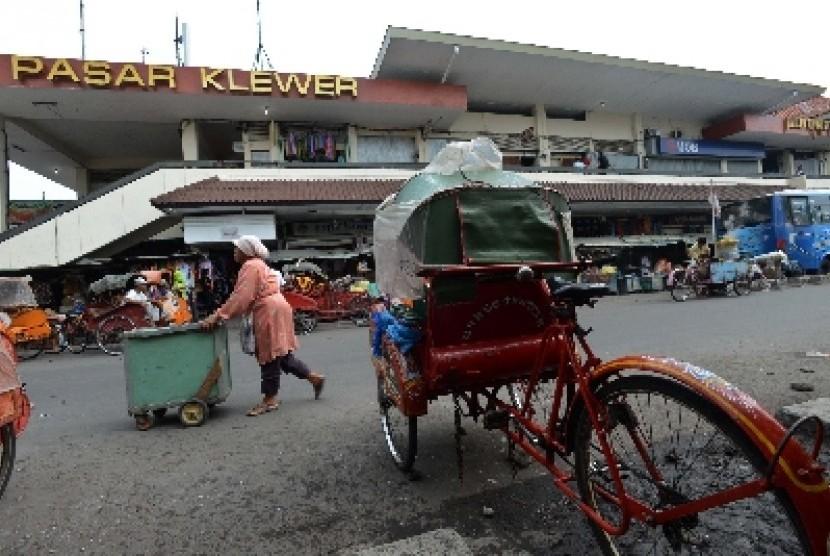 Pasar Klewer, Solo, Jawa Tengah