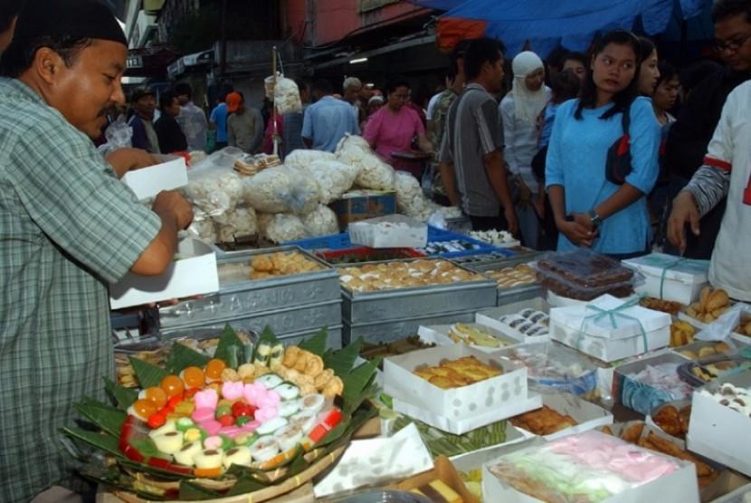 Pasar Kue Subuh