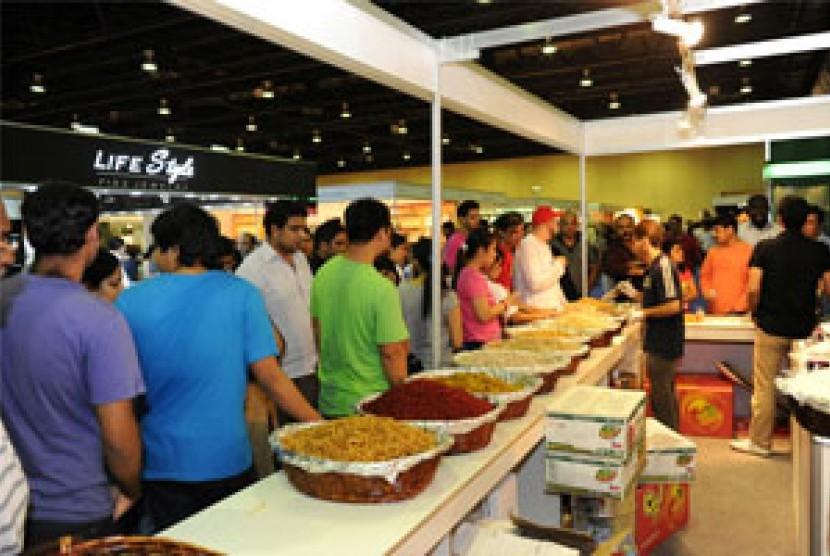 Pasar Malam Ramadhan di Dubai