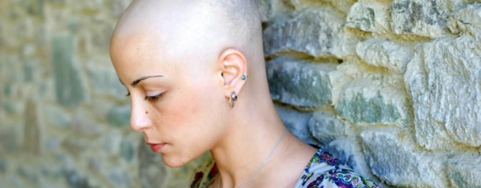 Pasien kanker. Ilustrasi