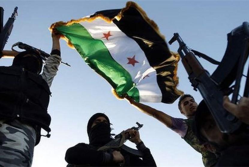 Pasukan Pembebasan Suriah (FSA)