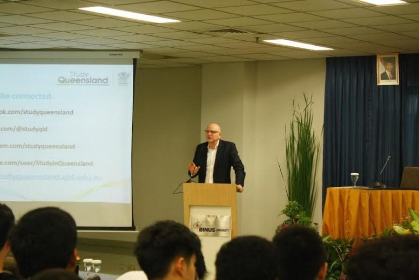 Paul Grigson (Duta Besar Australia untuk Indonesia)