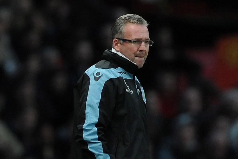 Paul Lambert Jadi Juru Taktik Baru Stoke City