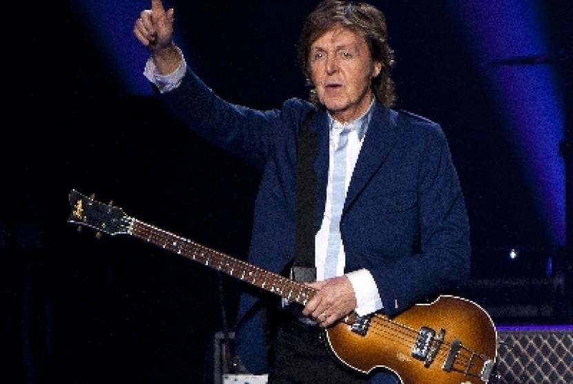 Cerita Paul McCartney Soal Inspirasi Lagu Lady Madonna