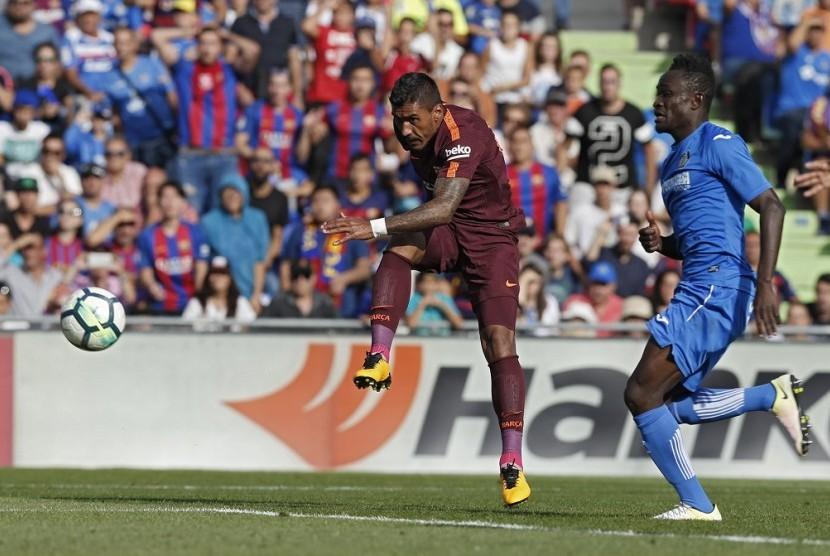 Paulinho: Saya Bersyukur Kini Berada di Barcelona