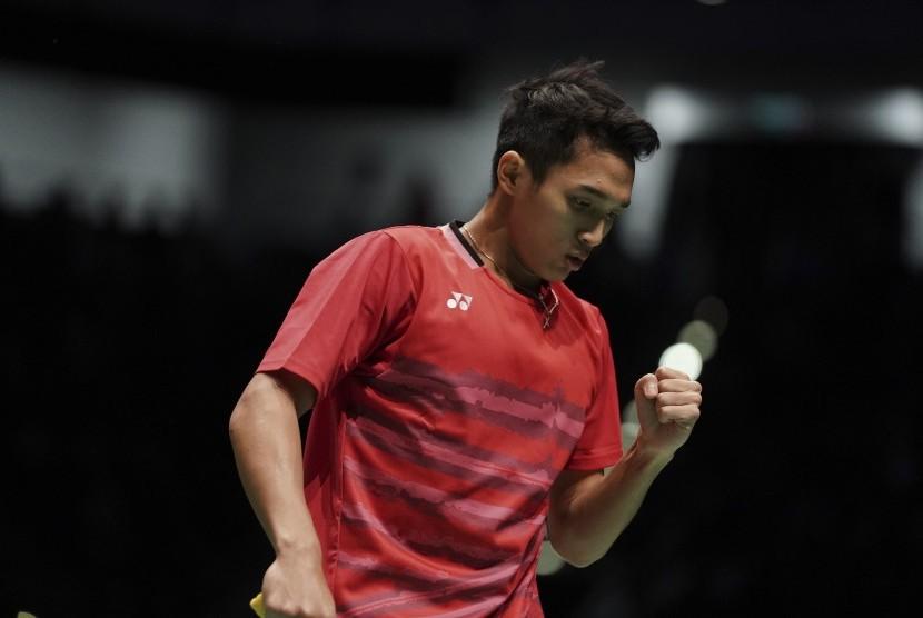 Berpeluang Terjadi All Indonesian Final di Tunggal Putra