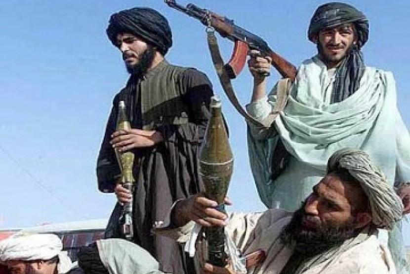 Afghanistan: Taliban Harus Dikalahkan di Medan Perang