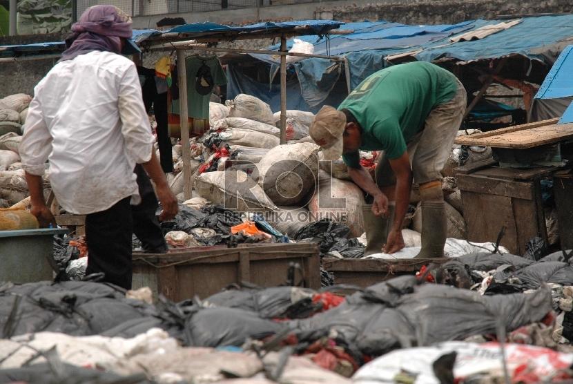 Tiap Hari, 1.100 Ton Sampah di Bekasi tak Terangkut