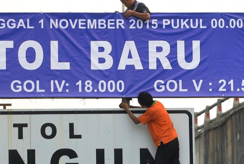 Ini Tarif Baru untuk Tol Dalam Kota Jakarta