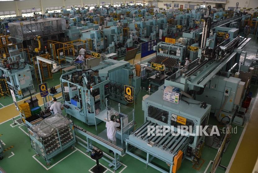 Upah Naik, Apindo Jakarta: Perusahaan Pilih Pakai Mesin