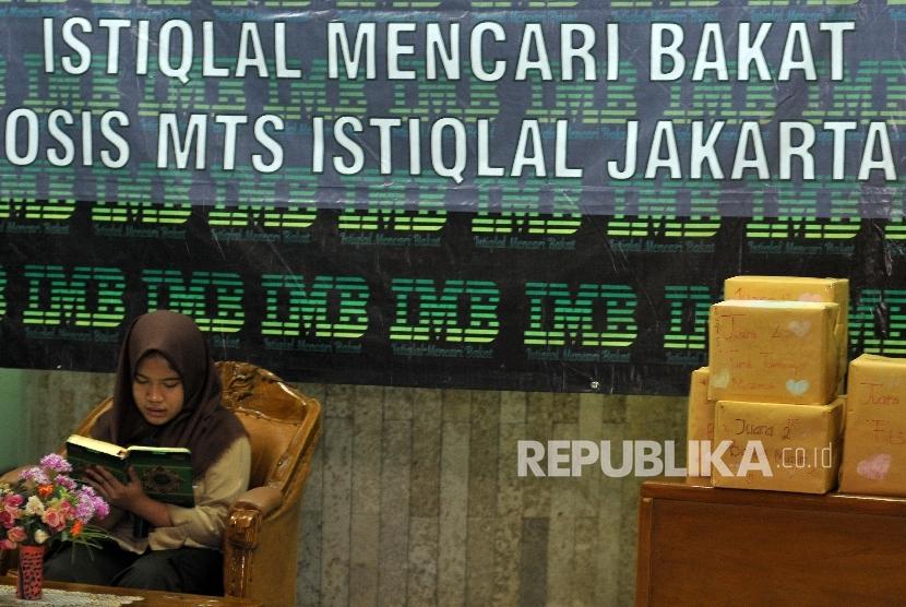 Kafilah Solo Bidik Medali MTQ Pelajar ke-32
