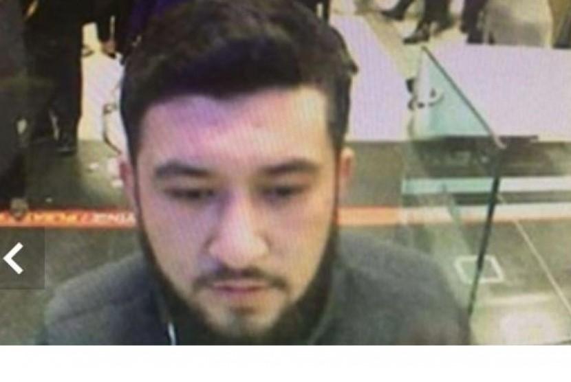 Ini Photo Pelaku Pengeboman di Turki