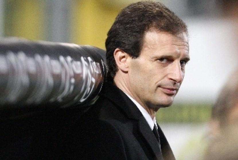 Pelatih AC Milan, Massimiliano Allegri