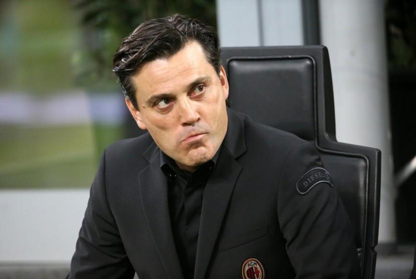Montella Percaya Penampilan Milan akan Terus Membaik