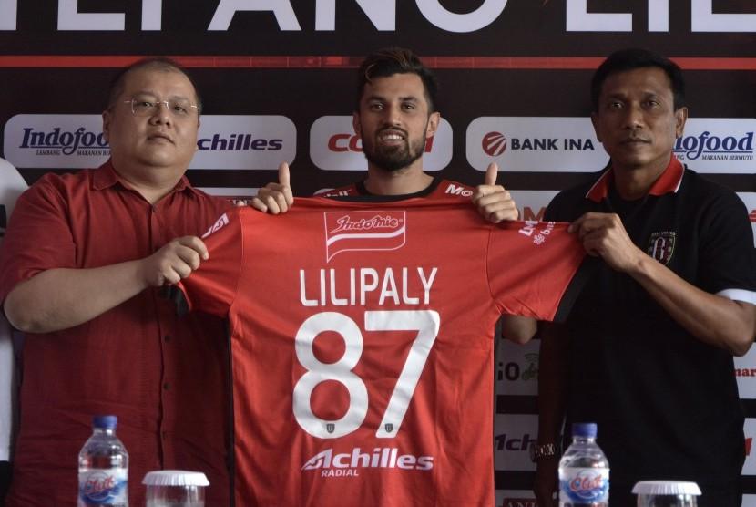 Rangkuman Pekan Ke-19 Liga 1: Debut Lilipaly, MU Tergusur