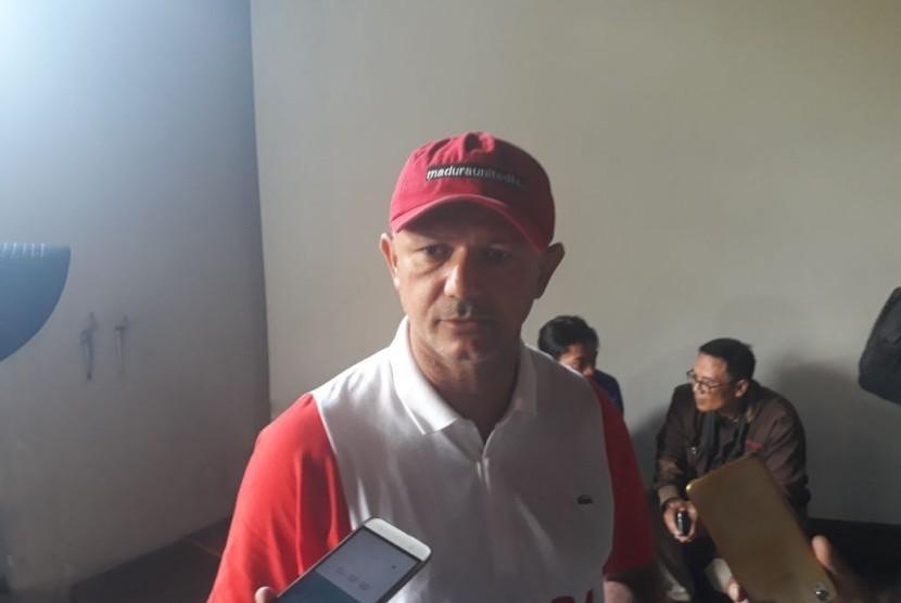 Madura United Siapkan Mental Bertanding Lawan Persib