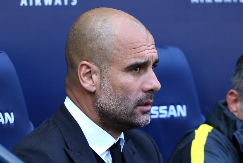 Guardiola Janji akan Jadi 'Dewa' Bagi City Musim Depan