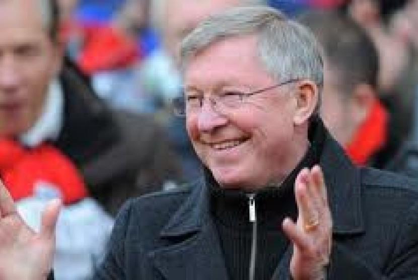 Pelatih MU, Sir Alex Ferguson