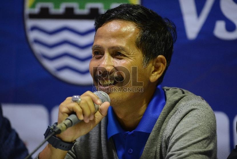 Pelatih Persib Bandung, Djadjang Nurdjaman