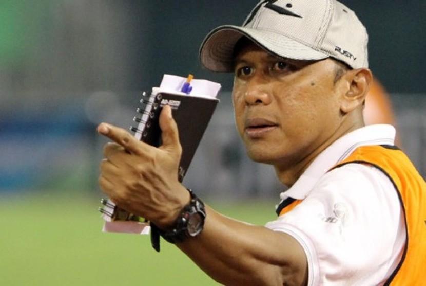 Suporter Dukung RD Kembali Tangani Sriwijaya FC