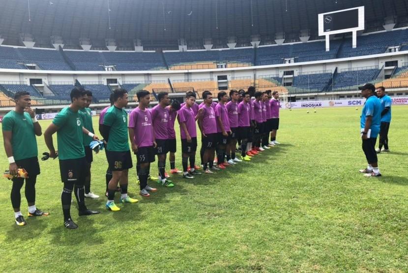 Sriwijaya FC Bawa 28 Pemain ke Piala Presiden 2018