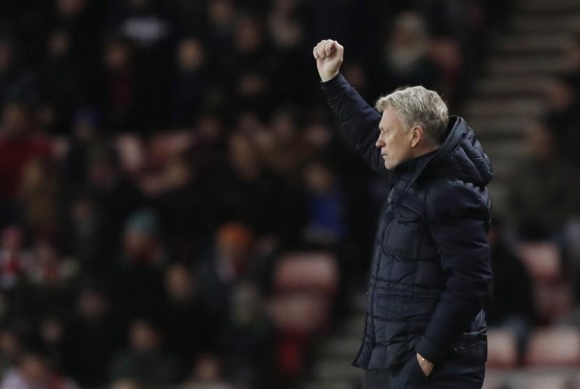 David Moyes Puas West Ham Curi Satu Angka di Wembley