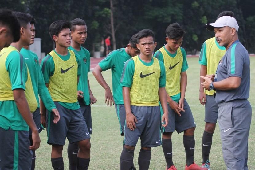 Fakhri Apresiasi Perjuangan Timnas U-16 Lolos ke Piala Asia