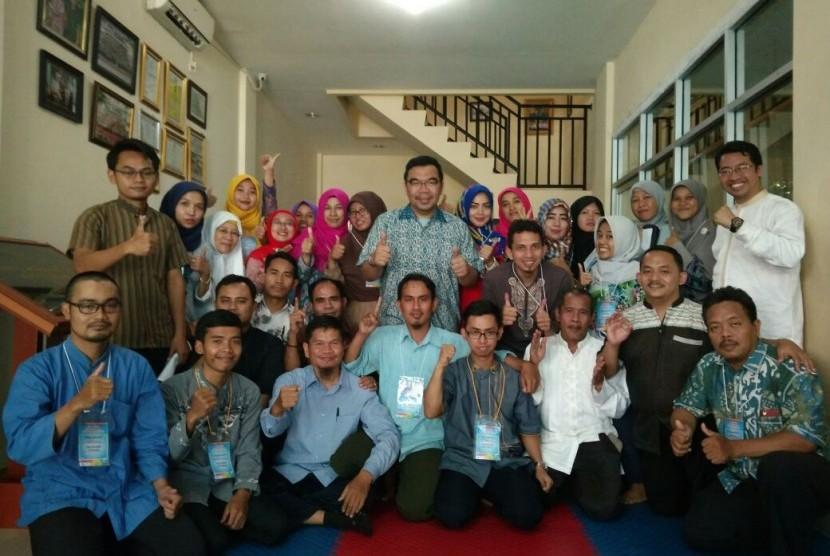Pelatihan metodologi pembelajaran Matematika Nalaria Realistik (MNR) 3-6 Oktober di Bogor.