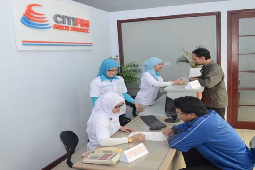Pelayanan Citifin Multifinance Syariah