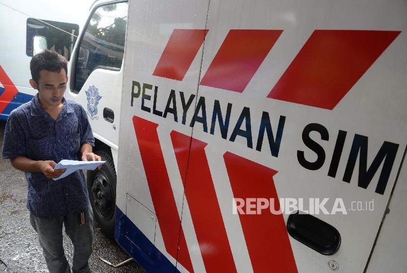 SIM Keliling Yogyakarta Ada Sampai 30 Desember 2017