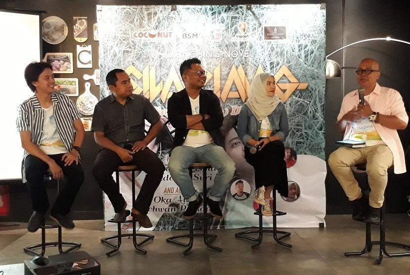 Peluncuran novel Silariang