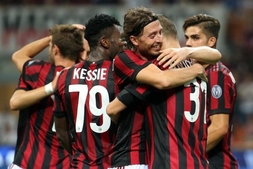 Milan Vs Shkendija 6-0, Montella: Ini Baru Awal