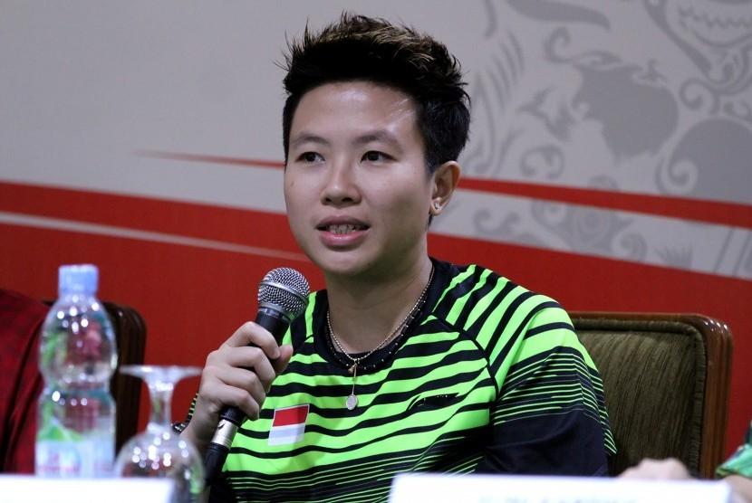 Pemain Indonesia spesialis ganda campuran, Liliyana Natsir