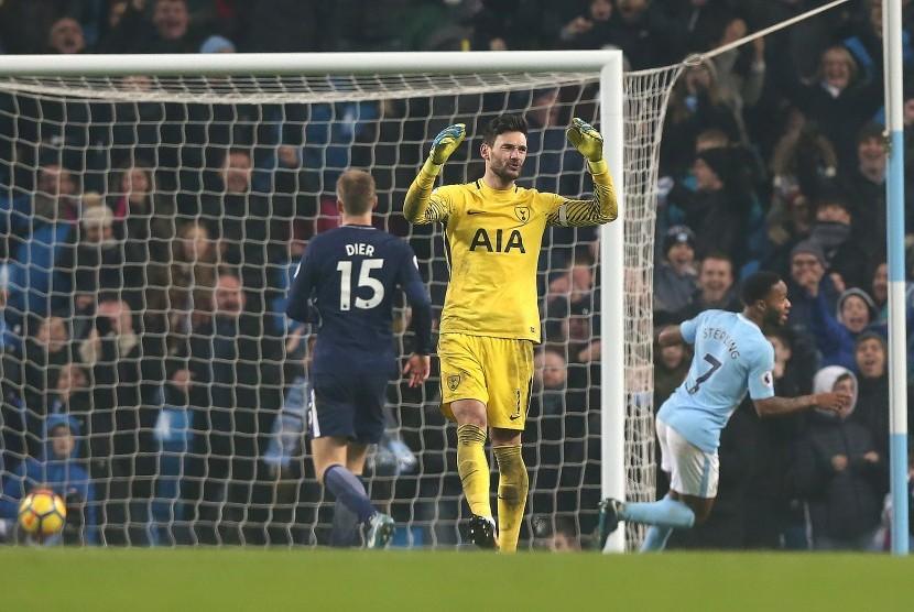 Kalahkan Tottenham, City Unggul 14 Poin dari United