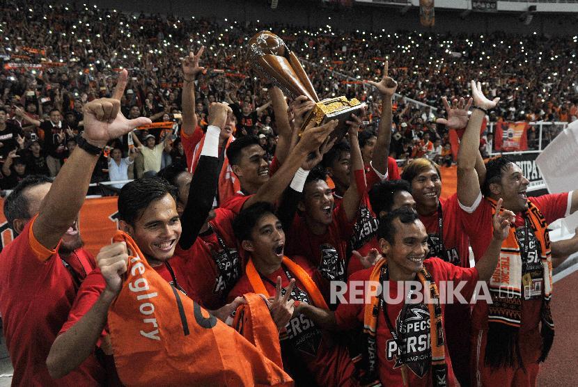 Persija Banjir Penghargaan di Piala Presiden | Republika ...
