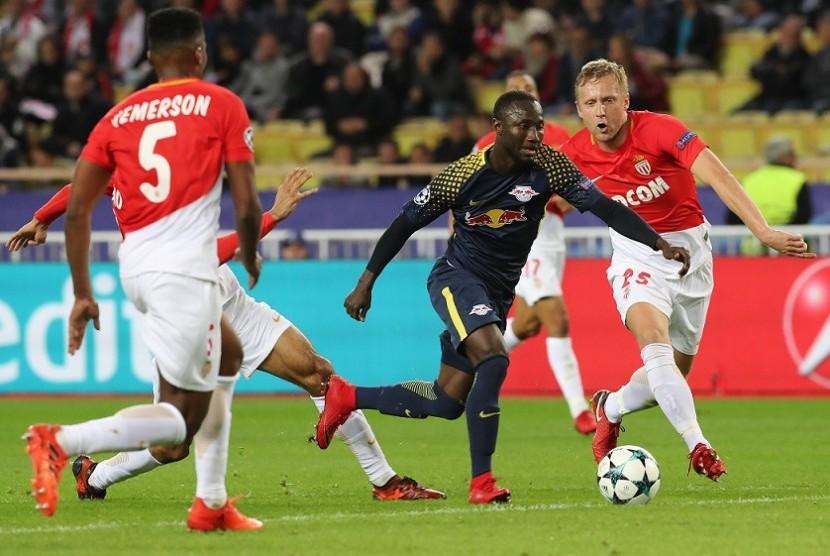 Monaco Tersingkir dari Liga Champions Usai Dibekap Leipzig